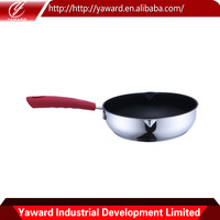 High Quality China Popular Enamel Steel Cookware