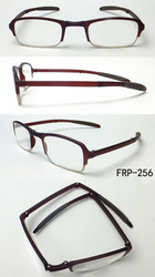 Flexible Material TR 90 Folding Small Reading Glasses Wholesale
