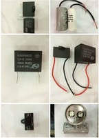 Air conditioning capacitor CBB65 8UF 450V/AC