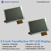 240*320 sunlight readable touch screen with 3.5inch with sunlight readable lcd module TF35020A