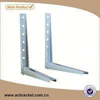 Professional Hardware Manufacturer! AC Bracket, Adjustable stainless steel wall mounted handrail bracket