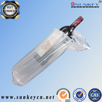 Chinese Red Wine air bag inside mail bags manufacturer