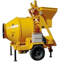 JZC350-DH YANMAR diesel and hydraulic cement mixer,manual concrete mixer machine