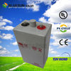 80% deep cycle discharge and 2v300ah sealed lead acid battery 6v for Ups /Car Usage