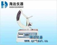 Paper Tear Strength Tester Machine