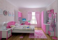 children bedroom wardrobe made in china