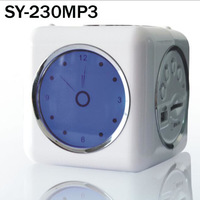 SY-230 top-grade with USB MP3 player speaker alarm clock