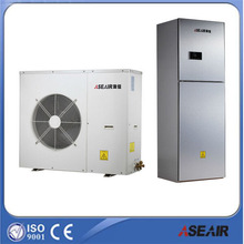 China Famous Split EVI heating and cooling heat pump