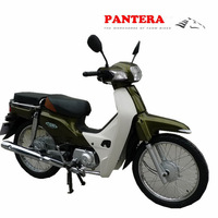 PT110-C90 Portable Popular Gas Cheap Passenger Use Motor for sale 110cc CUB Motorcycle