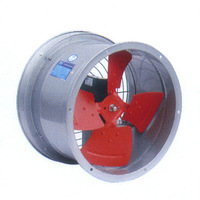 Super quality warehouse workshop wall mounted duct exhaust fan
