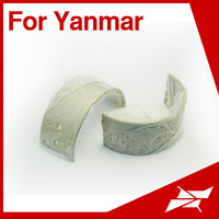 For 6U Yanmar marine diesel engine conrod bearing