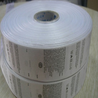 Garment,Shoes,Bags Use and Garment Wash Care Labels Product Type care label