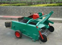 mini Kubota potato harvester