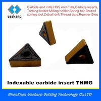 good quality cemented carbide turning insert TNMG