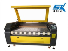 New heavy duty CO2 laser machine for wood abs plastic stone,glass