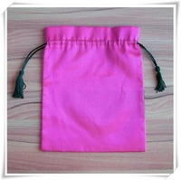 small satindraw string bag gift draw string bag