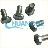 china supplier half thread and full threaded high-strength jis b1180 hex bolt