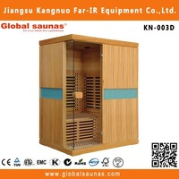 individually garden sauna building heating infrared sauna in canada hemlock