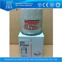 Element Oil Filter, Nissan March Tiida, Navarra China Manufacturer