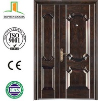 Steel Security Non-standard Door with Popular Design and High Quality
