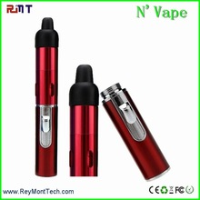 Buy 100 pcs send free sample vaporizer pen wax incense burner lighter click n vape