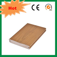 ASA surface Wood-Plastic Composite Flooring outdoor sports flooring tiles