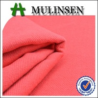 Mulinsen textile high quality and heavy dyed poly rayon twill fabric