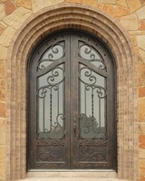 Wrought Iron Doors & Various Gates GYD-15D00382