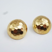 hot sale fancy simple gold earring designs men latest indian designer earrings (BF-ME-14110521)