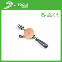 45# steel 3 Jaw Chuck hot sale portable stand manual hand drill