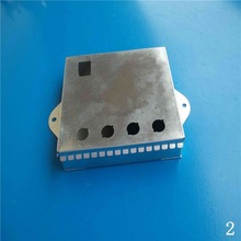 close tolerance metal sheet shielding cover electronic part