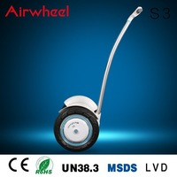 Airwheel amphibious vehicle