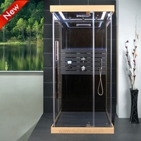 Hot Sale Shower Supplier Complete Enclosed Top Cover Shower Room