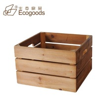 cheap wooden fruit crates with high quality