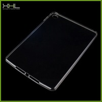 HOT ultra thin transparent TPU tablet case for ipad air 2