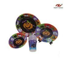 Best Quality Halloween Party Paper Sets