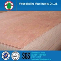 3-Ply Board , 3-ply commercial plywood