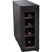 Wine Cooler Fridge 4 Bottle Refrigerator Chiller Cellar Compact Bucket Zone