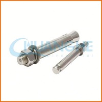 China supplier knurled drop in anchor bolts