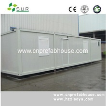 Luxury movable container Prefabricated House for resident living and office