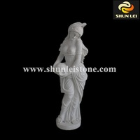 beautiful nude girls stone statue/sculptures