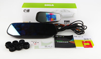 2014 newest Andriod 4.2multi-function 1080p car dvr mirror with wifi+3G call+gps+Car s dvr