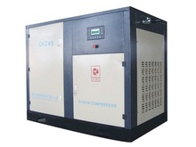 top sale silent electric motor screw air compressor unit