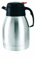 Vacuum Stainless Steel Coffee Pot 1 liter, 2015 new stainless steel vacuum coffee pot & thermos pot,milk pot