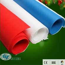 Good Water Penentration and Great Absorbency Cross Lapping Spunlace Non woven Fabric 60%VIS and 40%PET, USD3150/ton