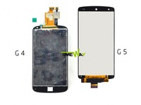 Clear Front Anti Scratch Screen Cover for LG Nexus 5 Google