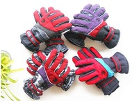 No.5010 Waterproof and Warm Winter Ski Gloves Burton sport Skiing Gloves Size:S M L XL 5 Colors