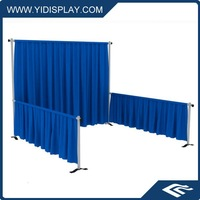 Allstar Cheap Portable Photo Booth For Sale - Pipe Drape System