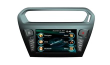 Hot Selling Peugeot 301 Car DVD Player With GPS Navigation