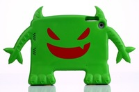 2014 Hot selling children Shockproof EVA monster cartoon case for iPad Mini